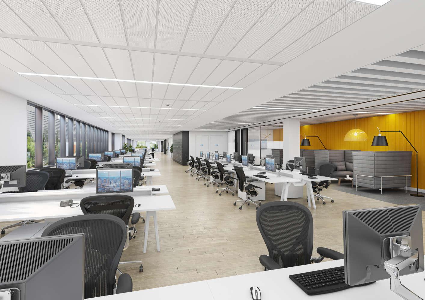 Offices London, EC4V 4BJ - 128 QVS - 2