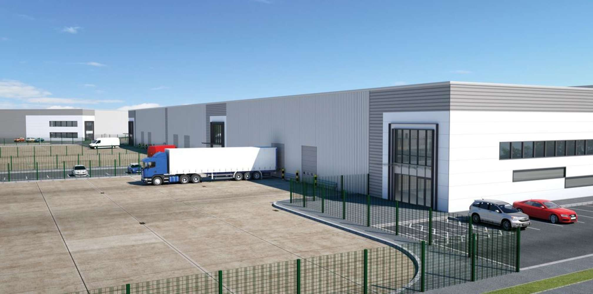 Industrial Bolton, BL5 1BT - Multiply at Logistics North - Phase 2 - 2
