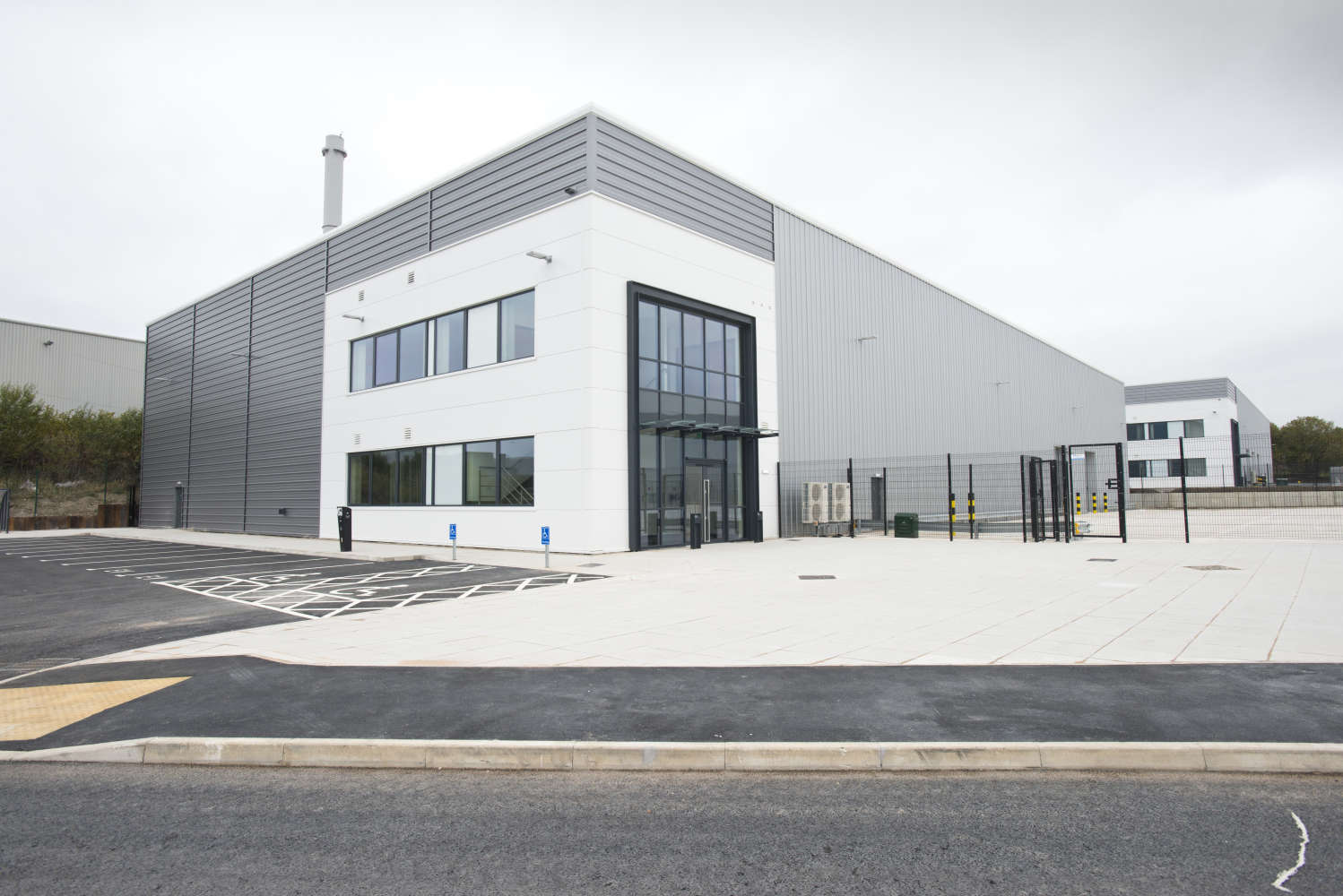 Industrial Bolton, BL5 1BT - Multiply at Logistics North - Phase 2 - 0100
