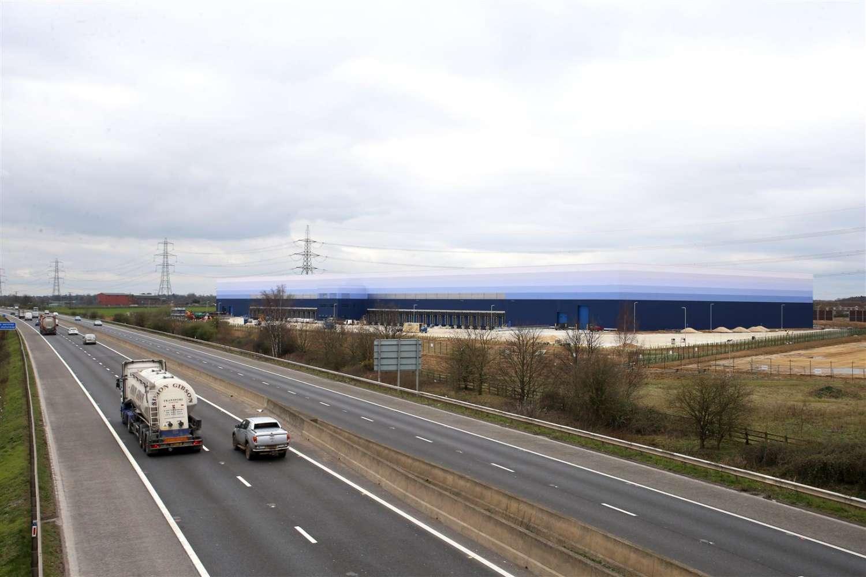 Industrial Doncaster, DN3 3FB - G Park Doncaster - 1