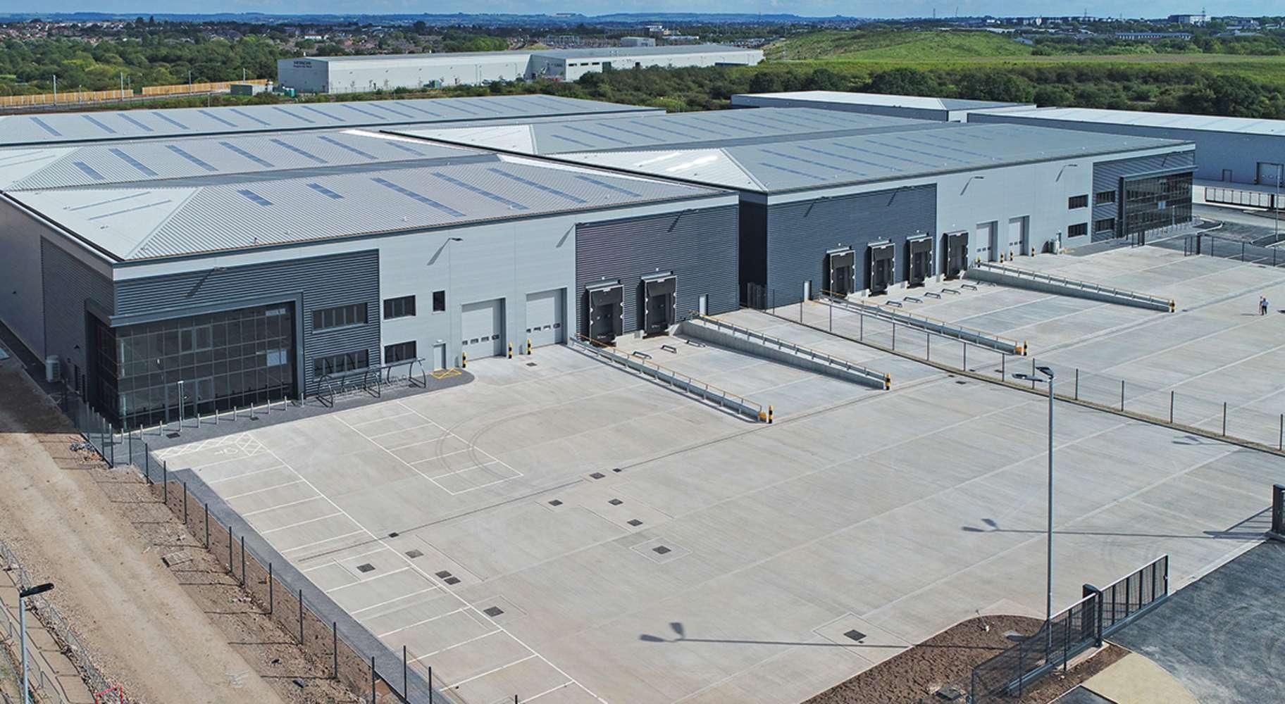 Industrial Bristol, BS34 7QE - Unit G6 Horizon 38 - 6