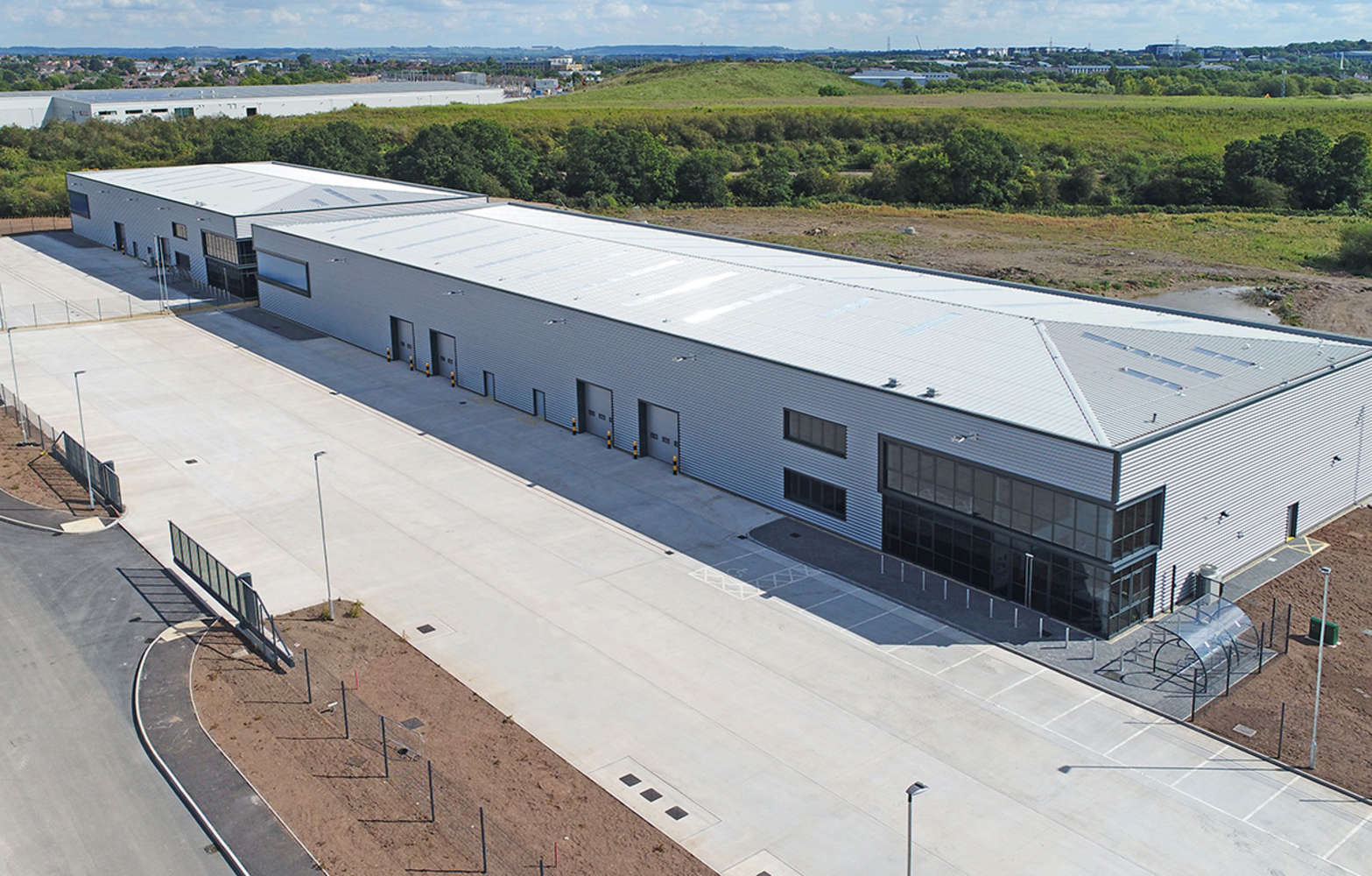 Industrial Bristol, BS34 7QE - Unit H1a Horizon 38 - 1