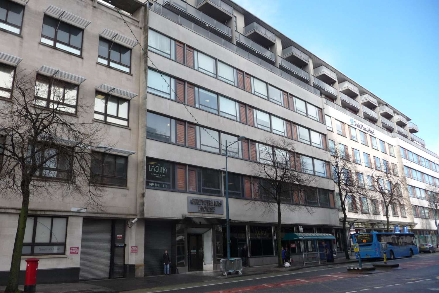 Offices Cardiff, CF10 3AE - Greyfriars House - 1130872
