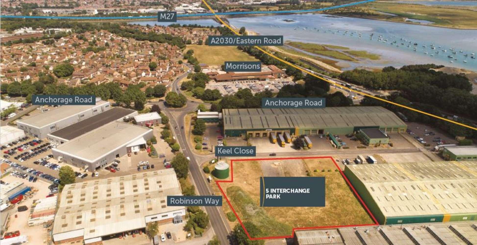 Industrial and logistics Portsmouth, PO3 5QD - 5 Interchange Park - 84298