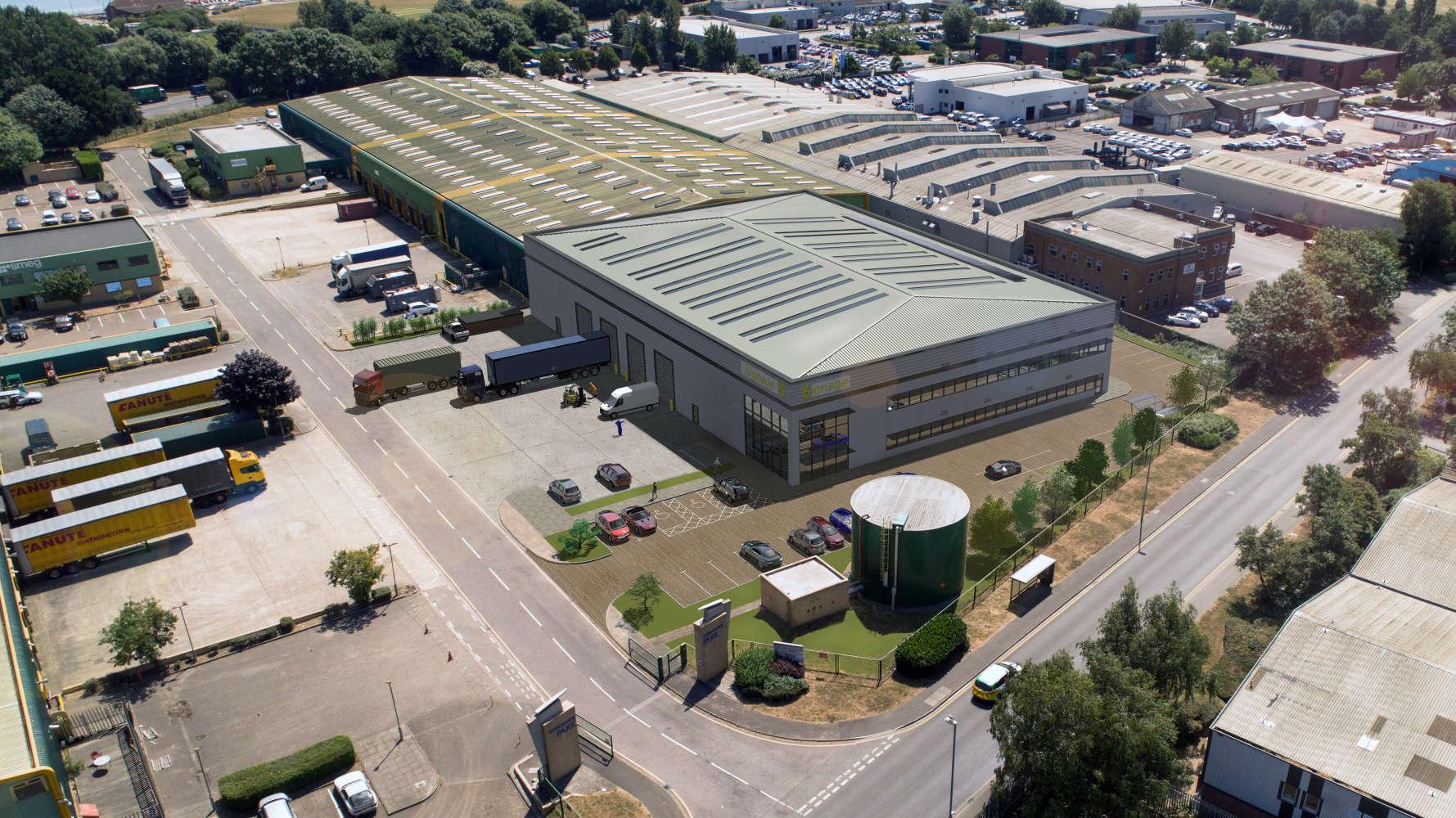 Industrial and logistics Portsmouth, PO3 5QD - 5 Interchange Park - 15