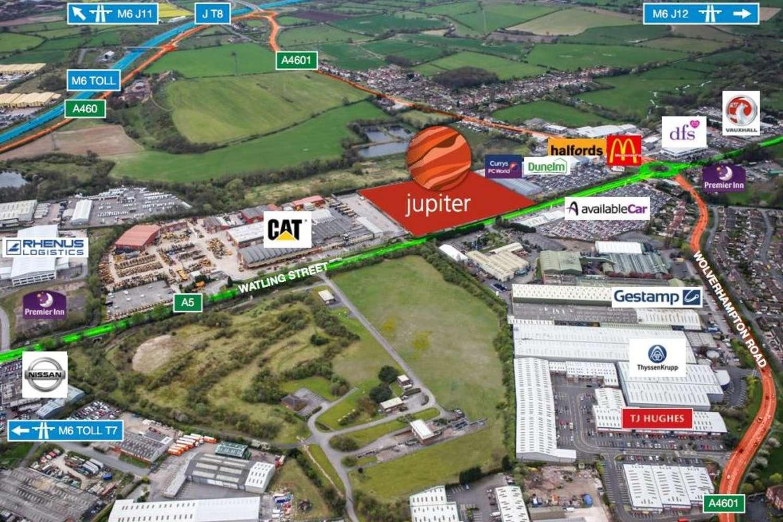 Industrial and logistics Cannock, WS11 1SL - Jupiter - 70568