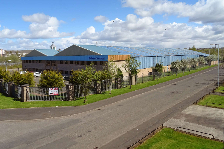 Industrial and logistics Wishaw, ML2 0JG - 26 Netherhall Road - 00781