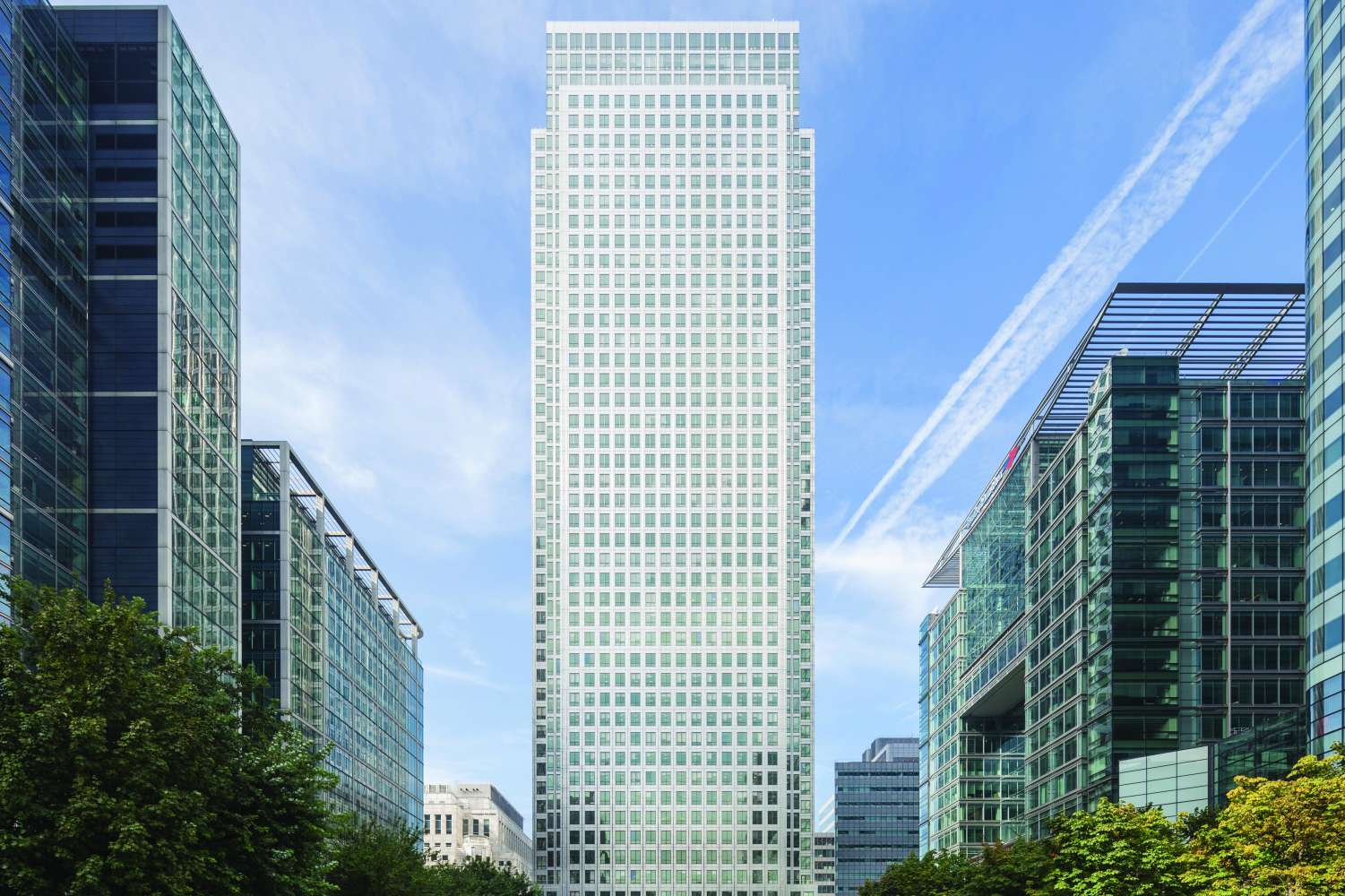 Offices London, E14 5AB - 1 Canada Square - 6596