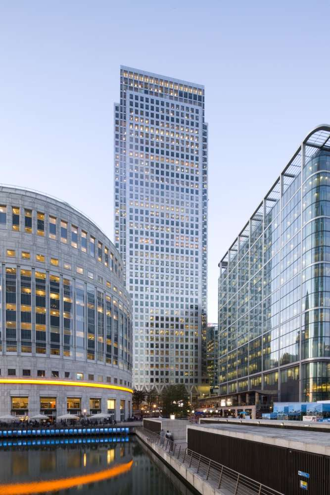 Offices London, E14 5AB - 1 Canada Square - 58
