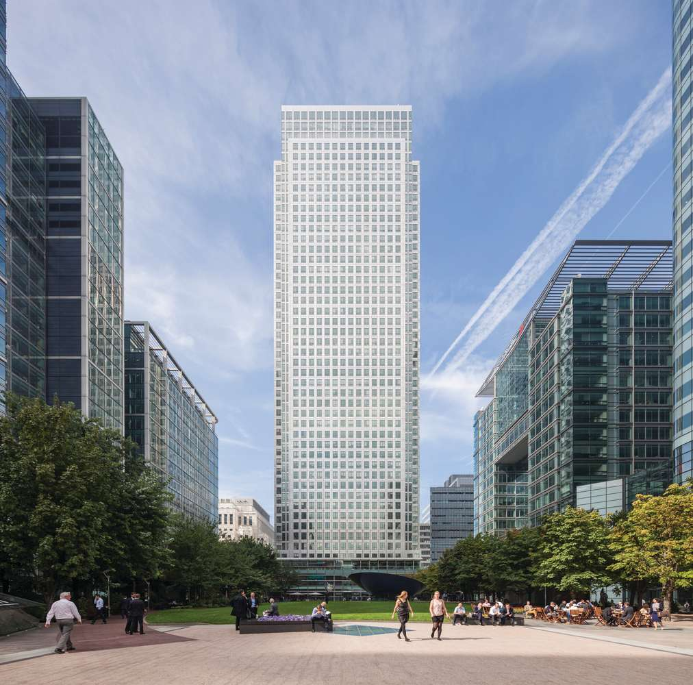 Offices London, E14 5AB - 1 Canada Square - 1