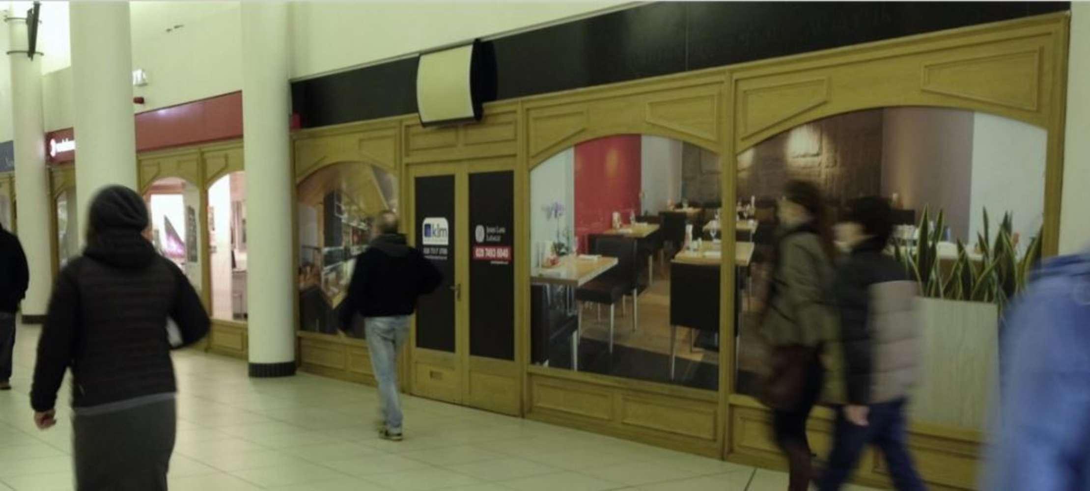 Retail shopping centre Trowbridge, BA14 8AT - Unit 12 The Shires - 12