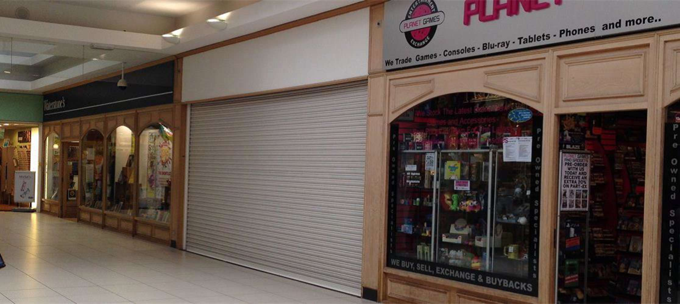 Retail shopping centre Trowbridge, BA14 8AT - Unit 21 The Shires - 21