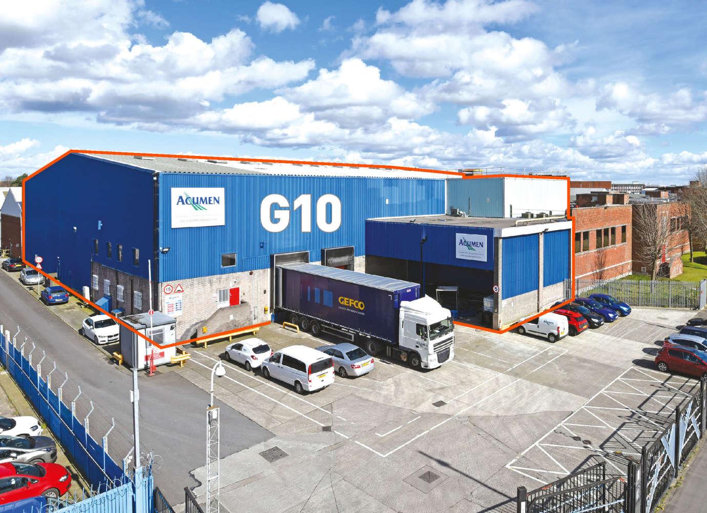 Industrial Liverpool, L24 9HZ - Units G9, G10 & G11, Southern Gateway - 10