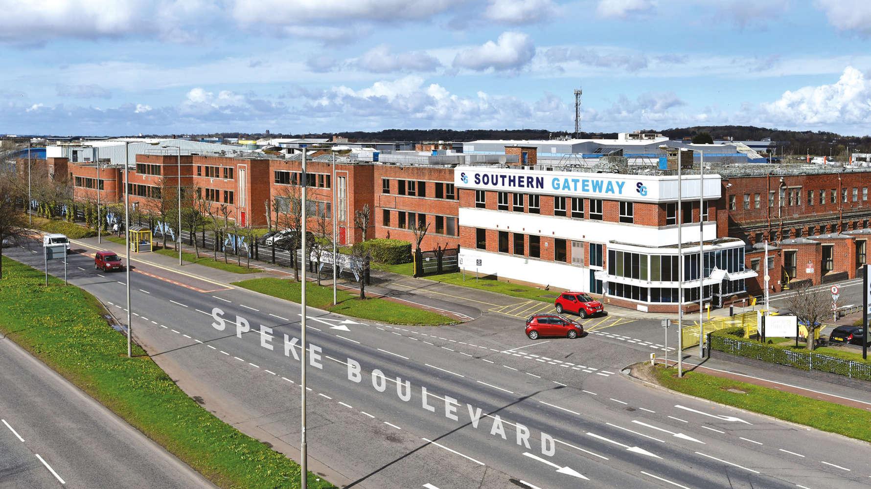 Industrial Liverpool, L24 9HZ - Units G9, G10 & G11, Southern Gateway - 37271