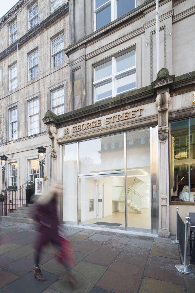 Offices Edinburgh, EH2 2QU - 18 George Street - 003