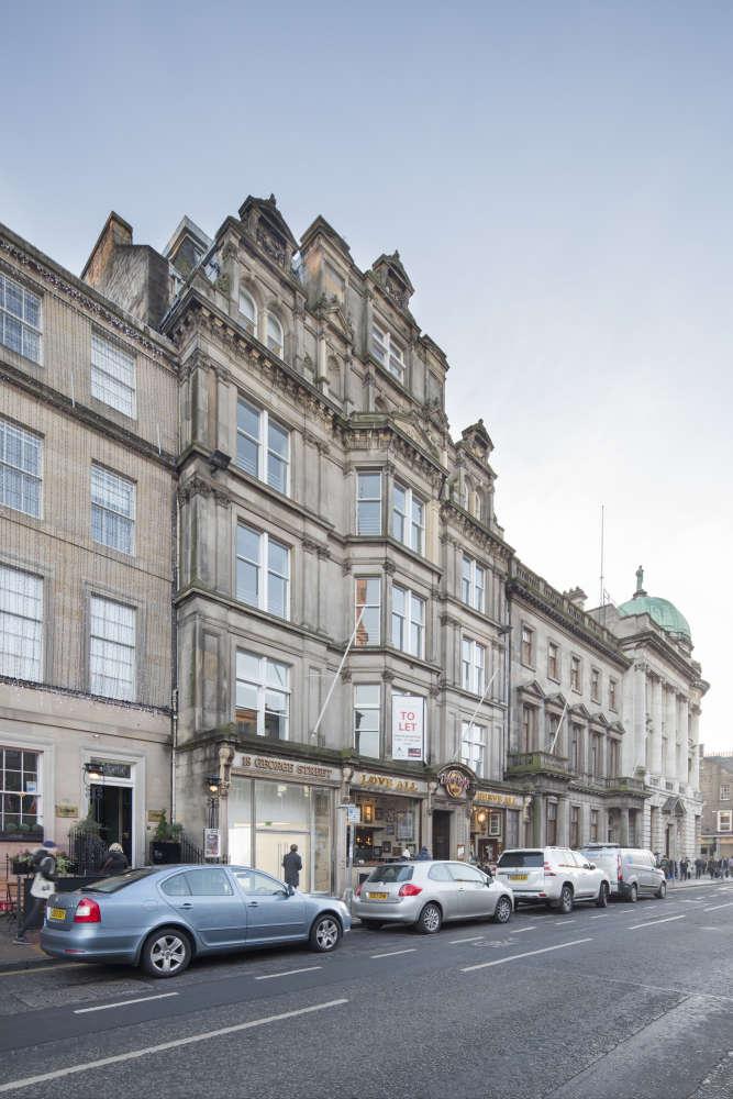 Offices Edinburgh, EH2 2QU - 18 George Street - 044