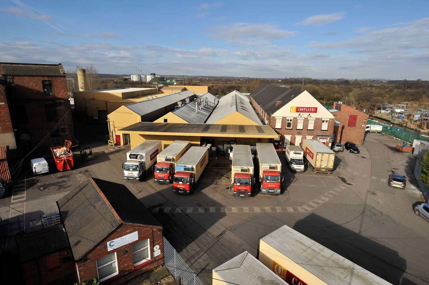 Industrial Doncaster, DN1 2SX - Wheatley Mills - 33765
