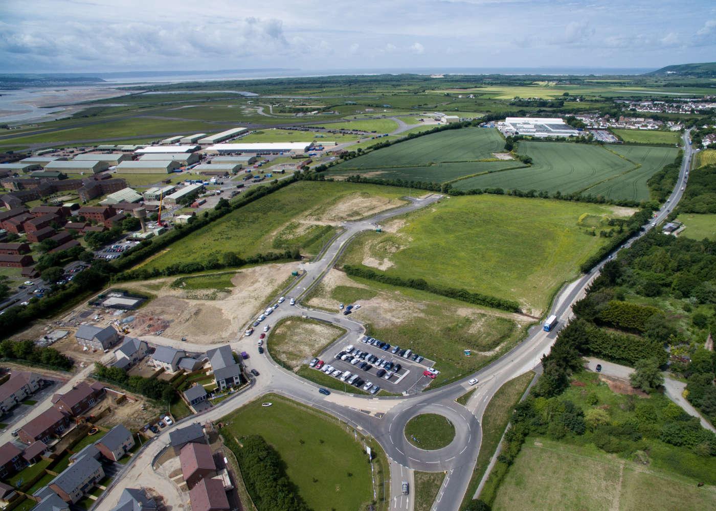 Industrial and logistics Barnstaple, EX31 4BN - North Devon Business Park - 1