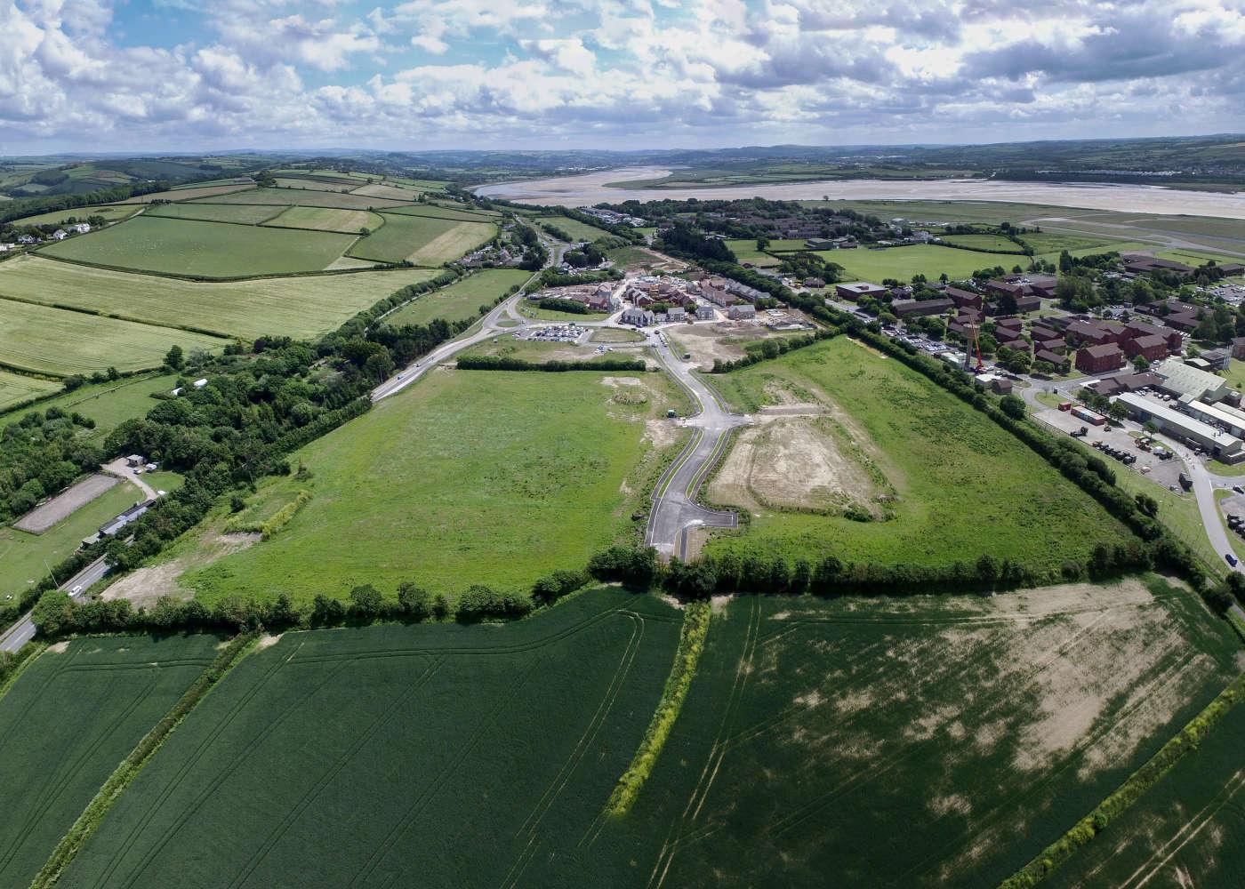 Industrial and logistics Barnstaple, EX31 4BN - North Devon Business Park - 2