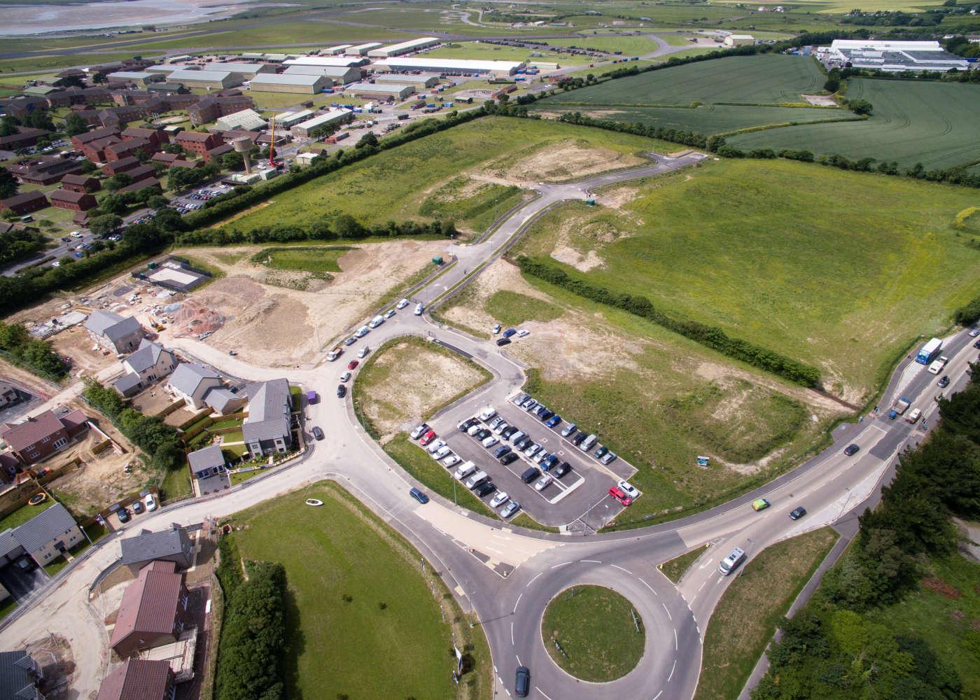 Industrial and logistics Barnstaple, EX31 4BN - North Devon Business Park - 52041