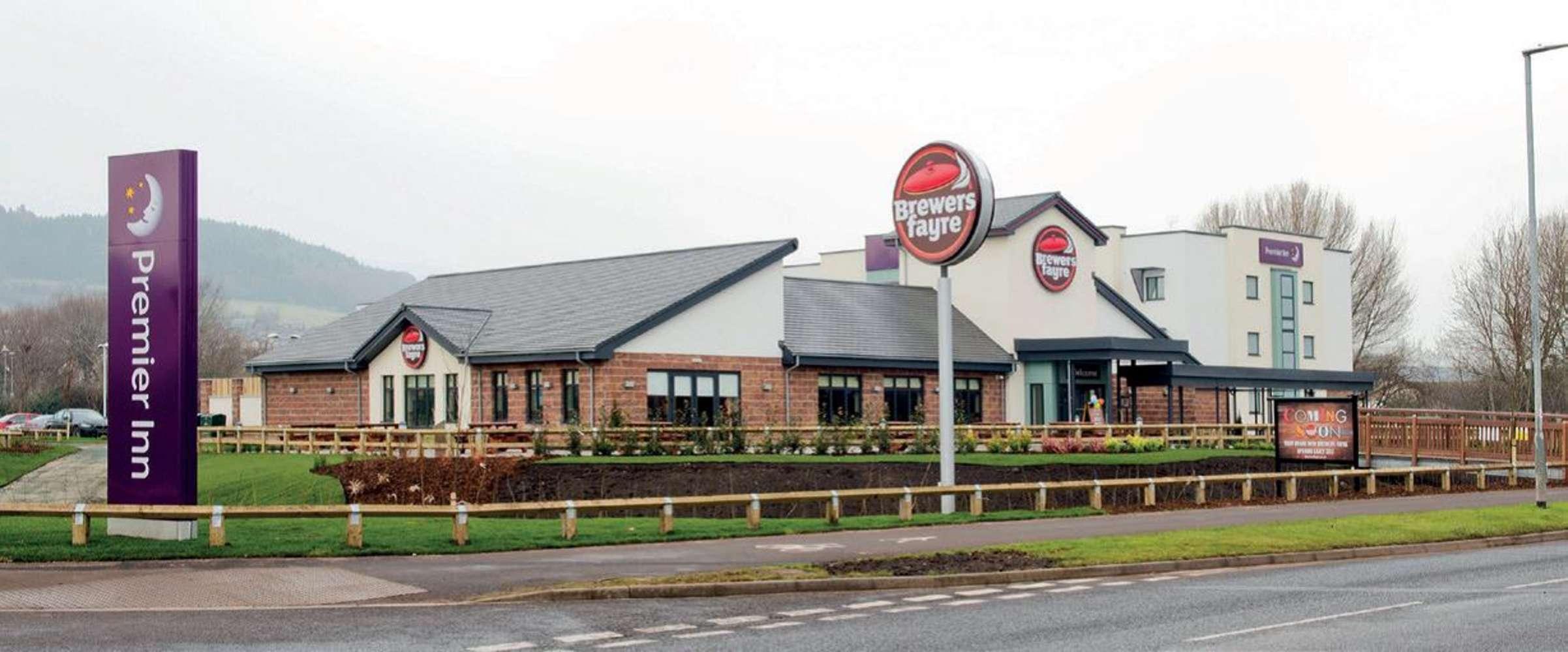 Land Exeter, EX1 1UG - Premier Inn Prospects - 3