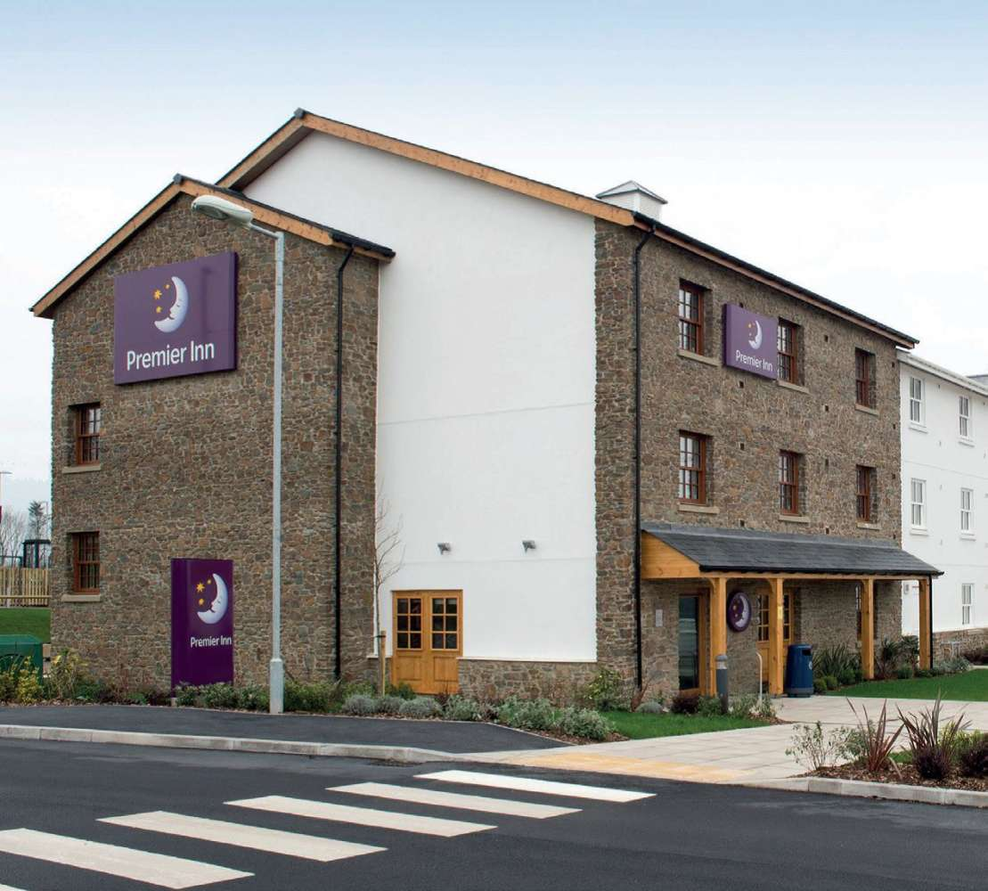Land Exeter, EX1 1UG - Premier Inn Prospects - 1