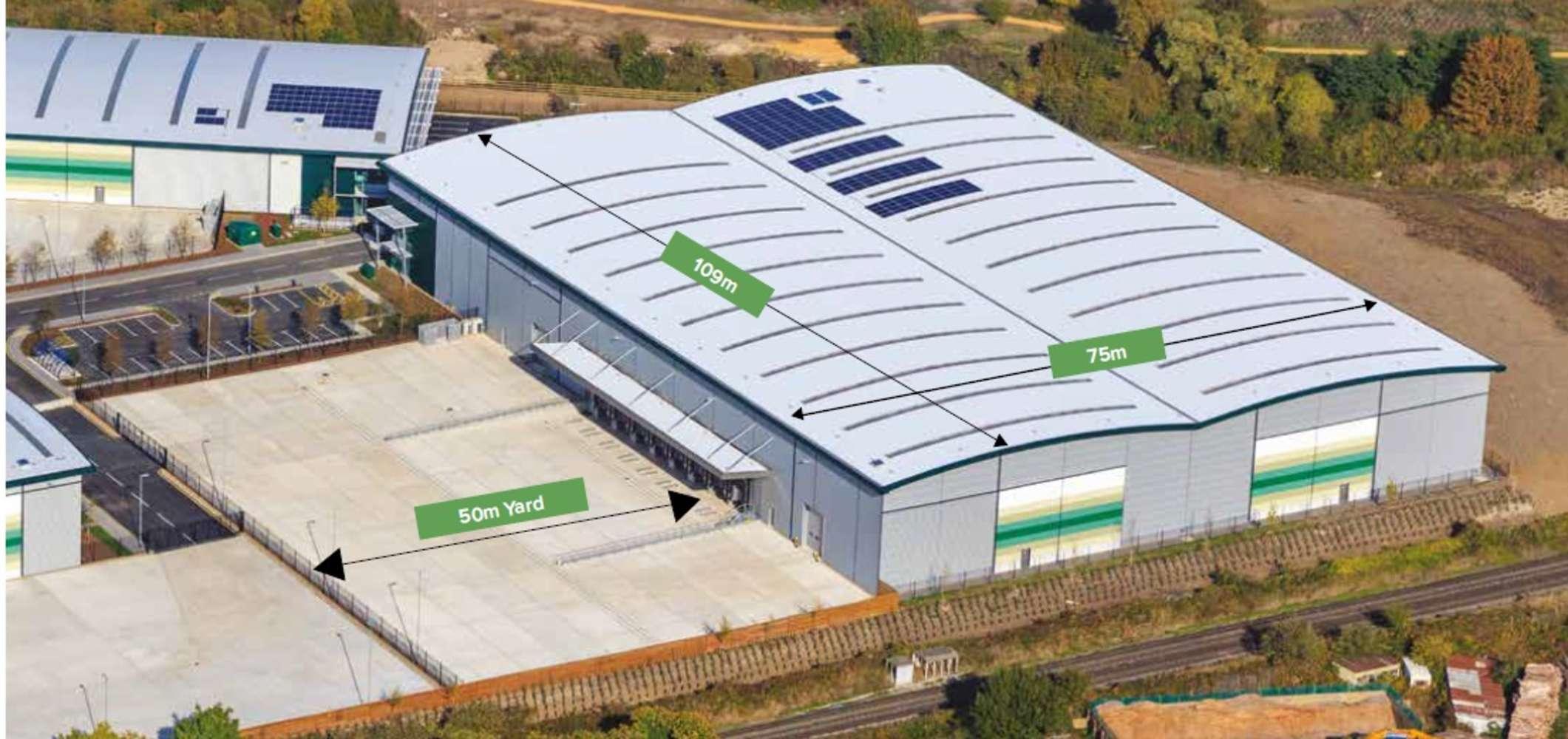 Industrial Heathrow, TW14 8EE - Unit 3, Heathrow Logistics Park - 3