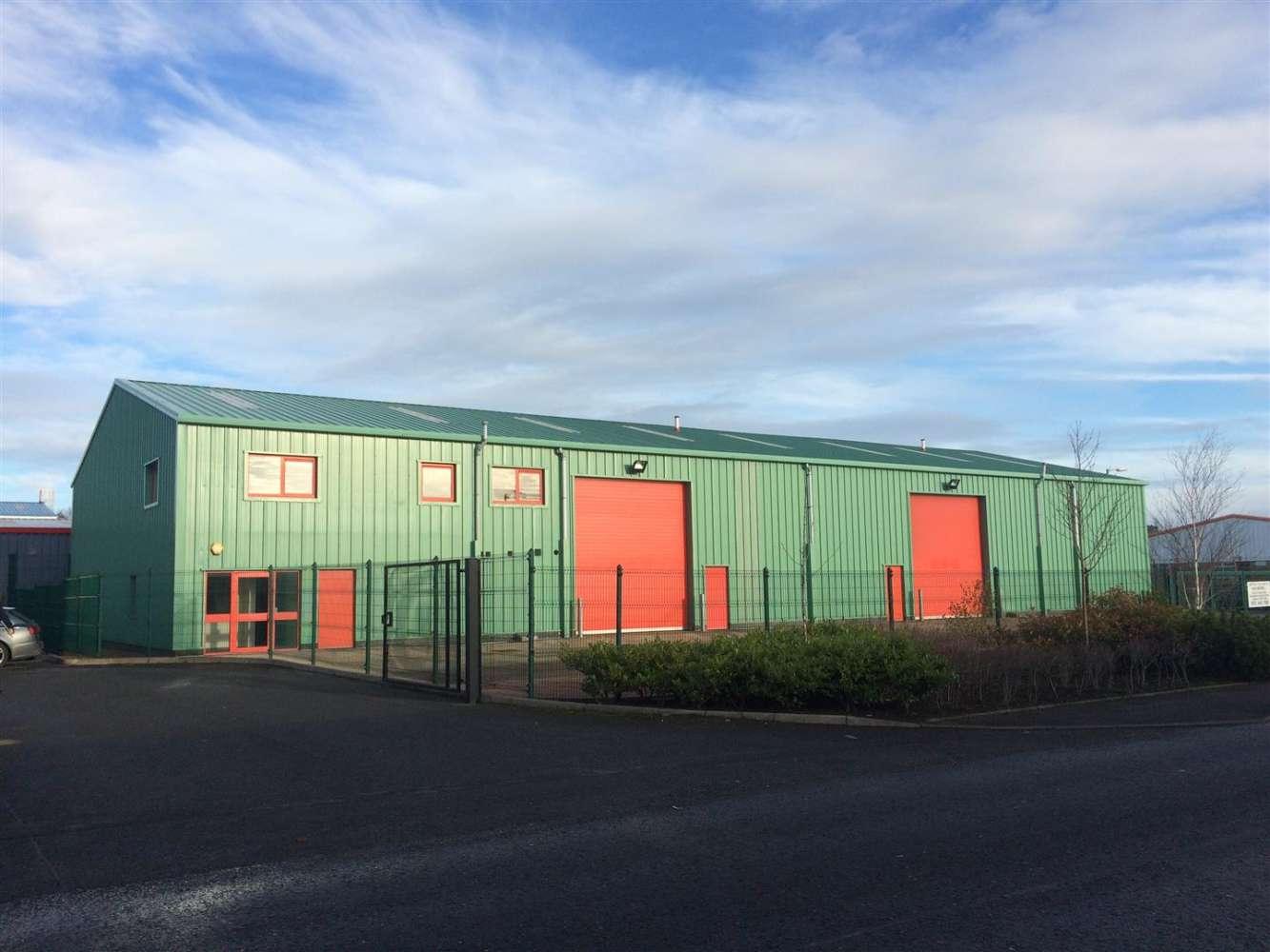 Industrial and logistics Loanhead, EH20 9LZ - 8 Dryden Road - 1