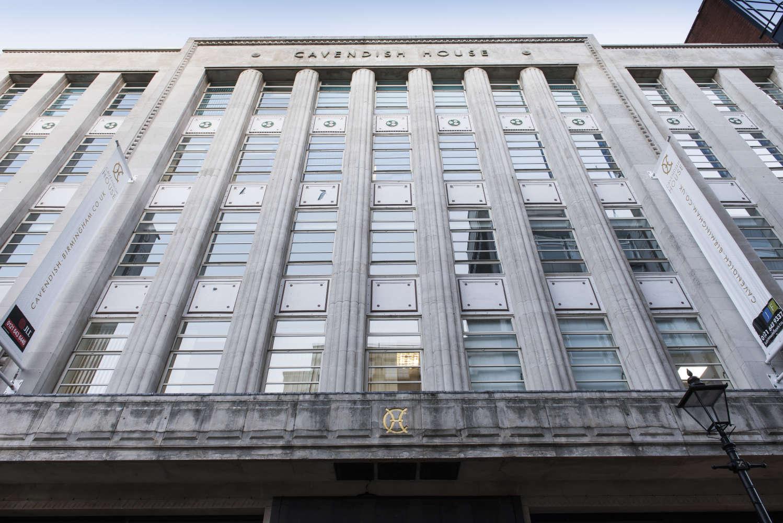 Office Birmingham, B2 5PP - Cavendish House - Flexible Office Suites - 385