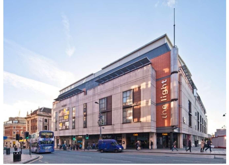 Retail shopping centre Leeds, LS1 8TL - The Light - 41471