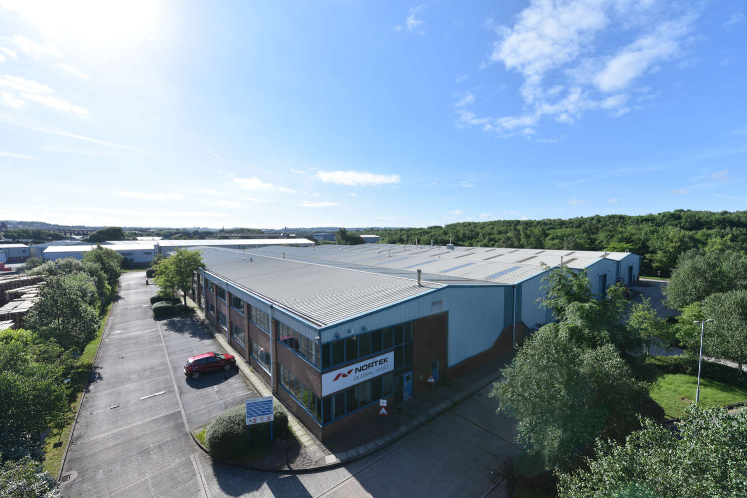Industrial and logistics Stoke-on-trent, ST4 3ES - Fenton 104 - 11252