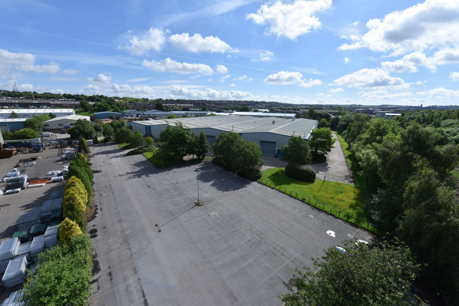 Industrial and logistics Stoke-on-trent, ST4 3ES - Fenton 104 - 11301