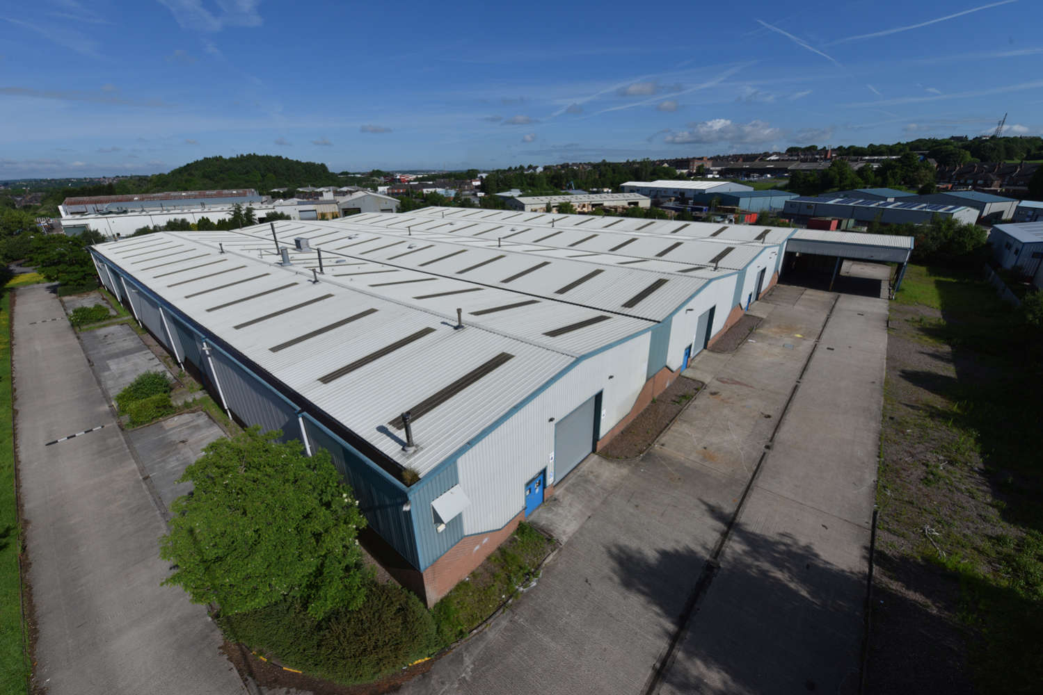 Industrial and logistics Stoke-on-trent, ST4 3ES - Fenton 104 - 11282