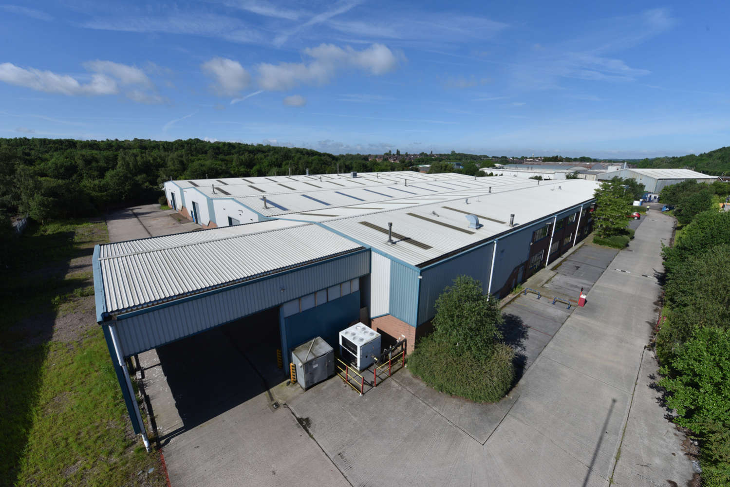 Industrial and logistics Stoke-on-trent, ST4 3ES - Fenton 104 - 11265