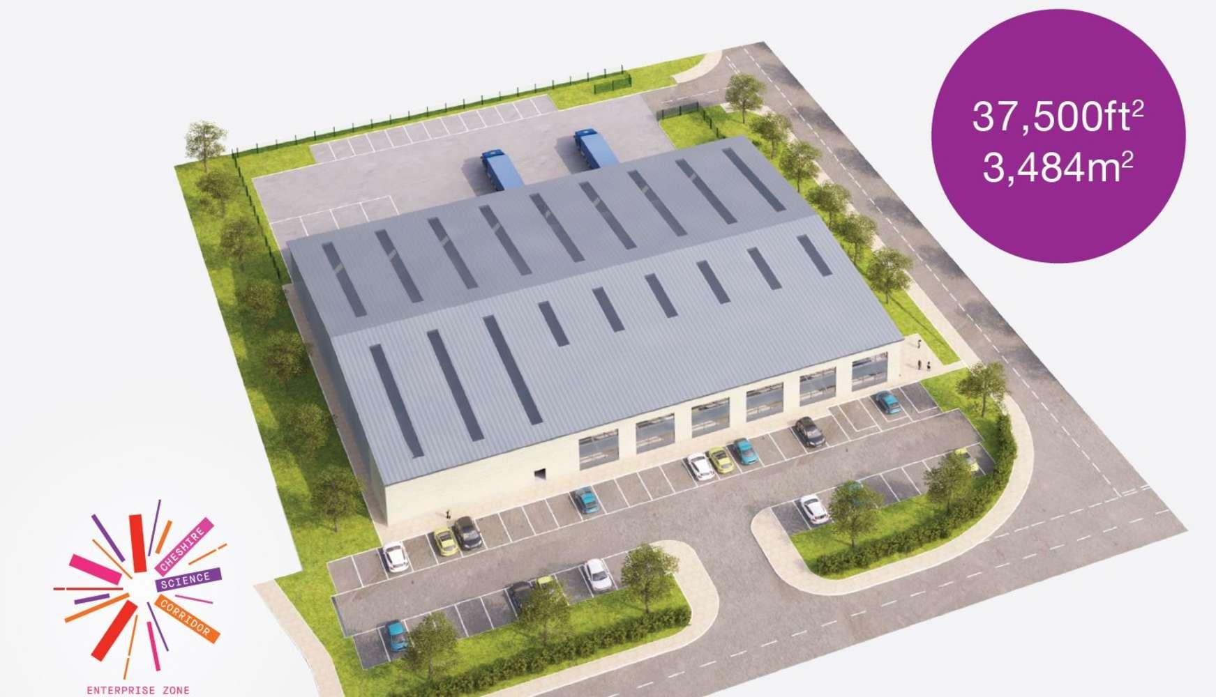 Industrial and logistics Warrington, WA3 6WU - 721, Cavendish Avenue - 721