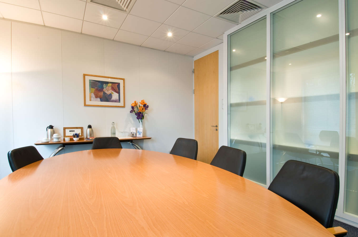 Serviced office Reading, RG6 1PT - 400 Thames Valley Park Drive - 38581