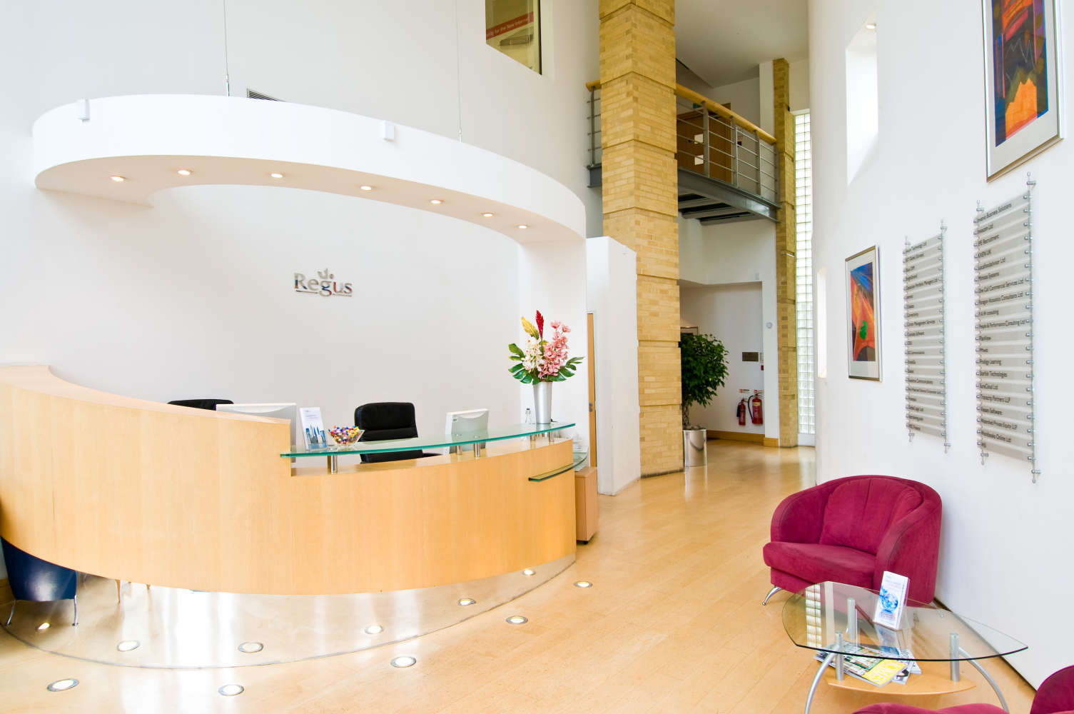 Serviced office Reading, RG6 1PT - 400 Thames Valley Park Drive - 38584