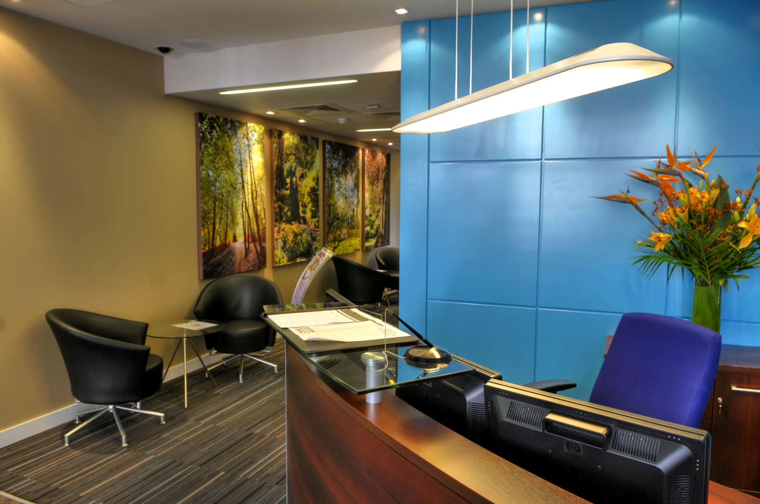 Serviced office Ealing, W5 3TA - Saunders House - 1