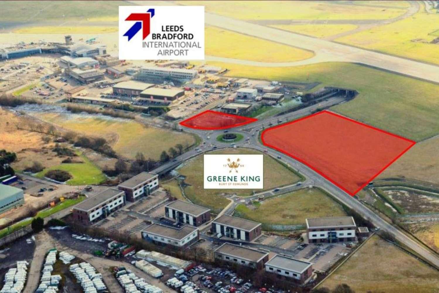 Land Yeadon, LS19 7TU - Leeds Bradford International Airport - 40047