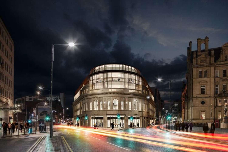 Office Leeds, LS1 2EF - The Majestic - 45209