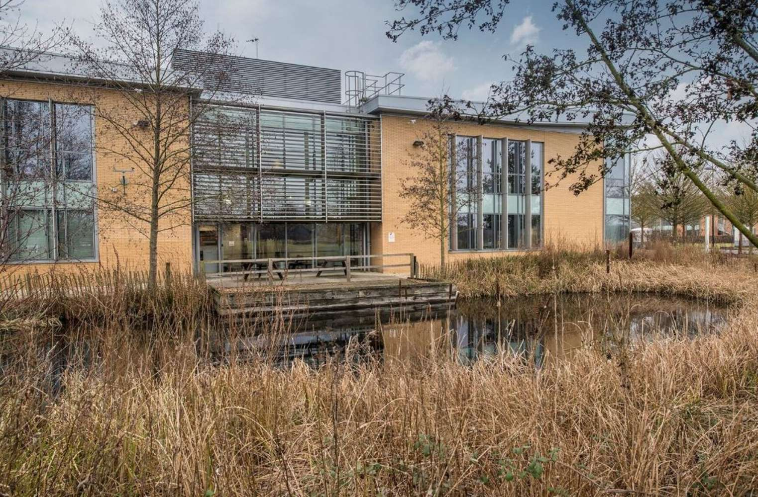 Serviced office Cambridge, CB23 6DP - 1010 Cambourne Business Park - 38902