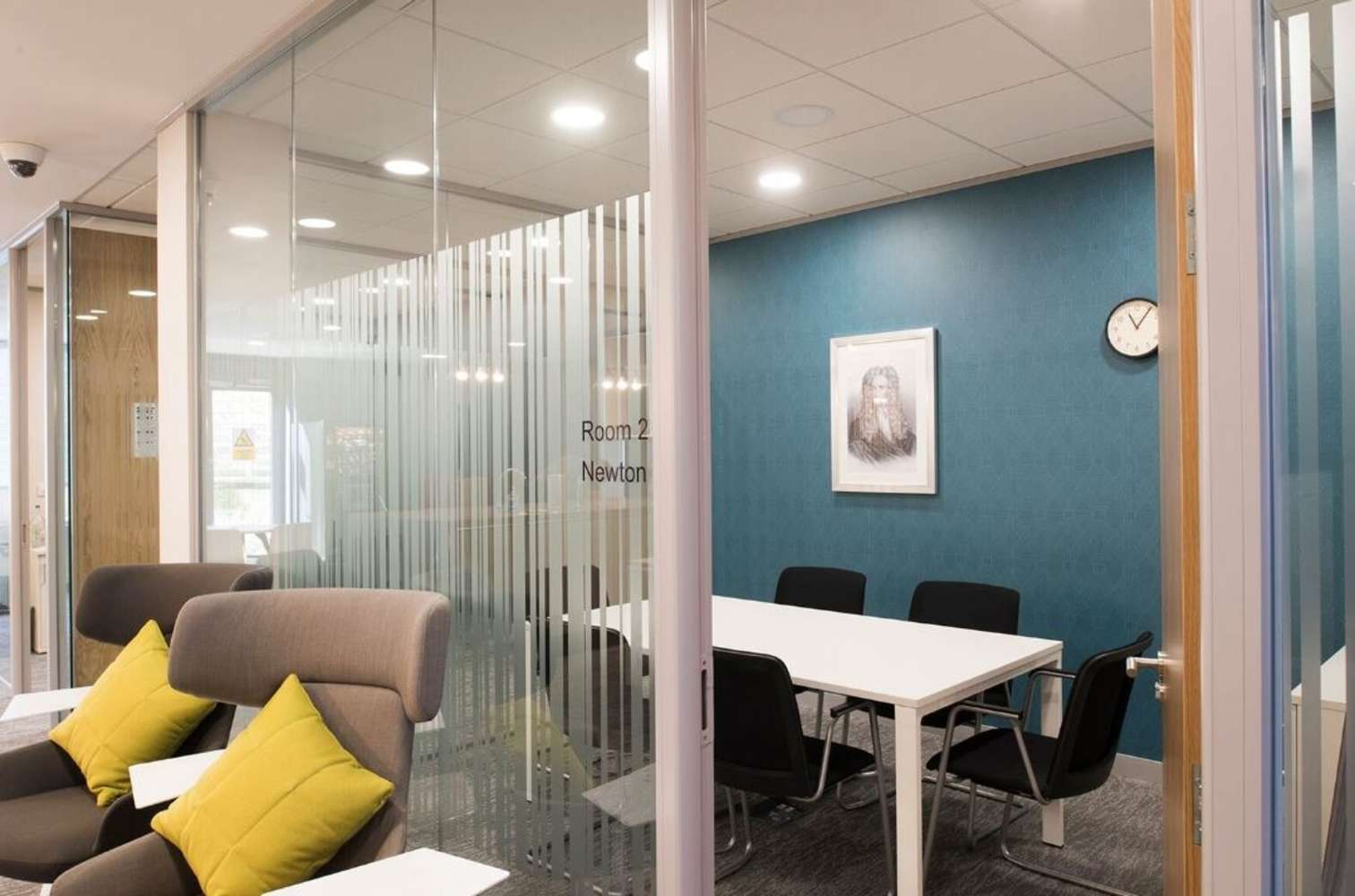 Serviced office Oxford, OX4 4GP - John Eccles House - 39018