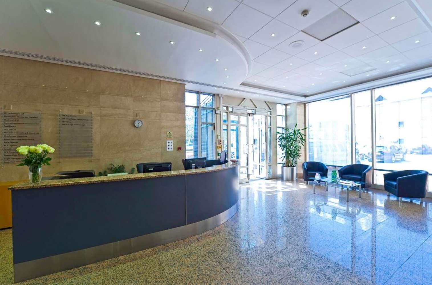 Serviced office Staines, TW18 3BA - Knyvett House - 1