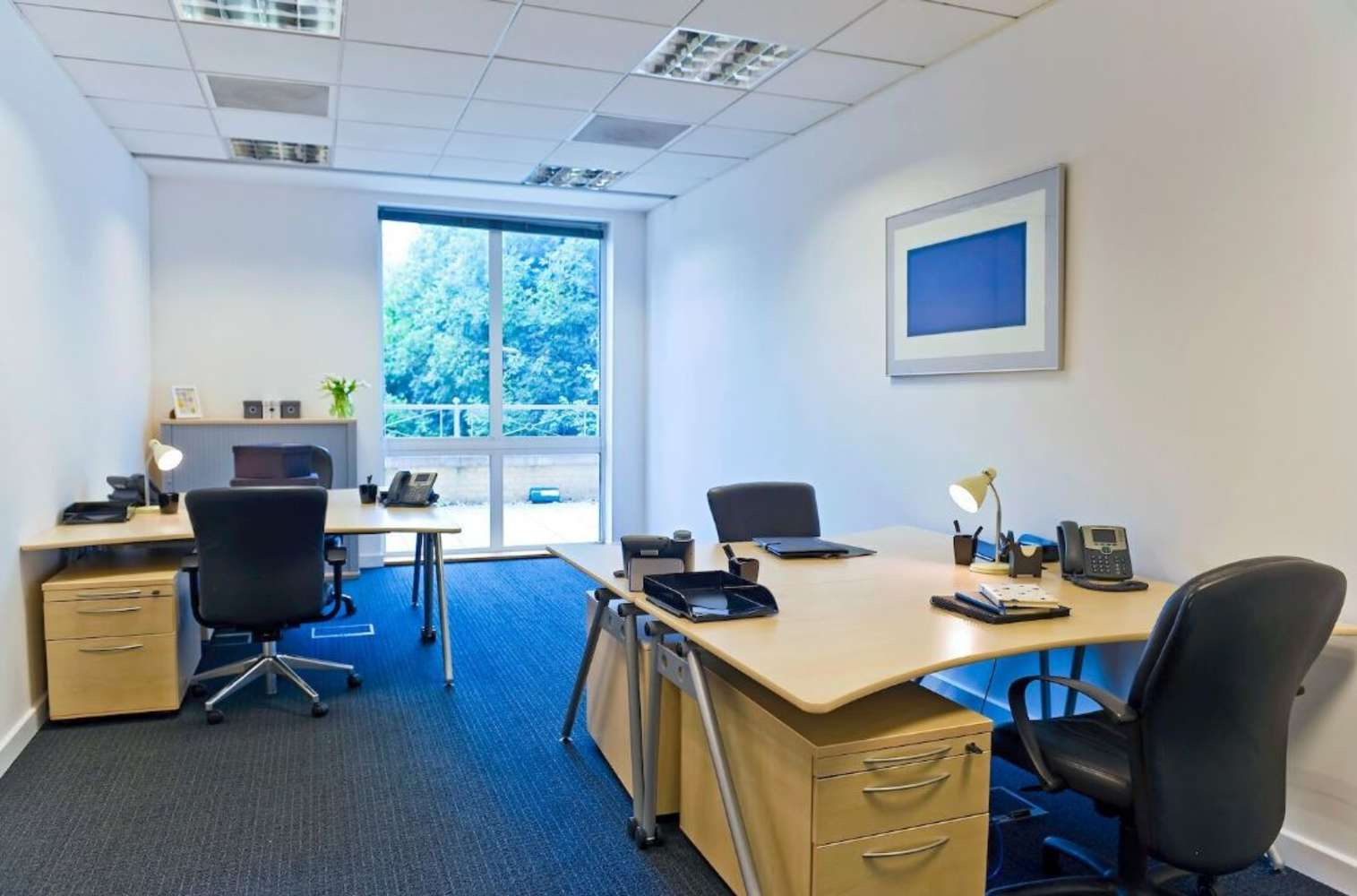 Serviced office Guildford, GU2 7YB - 3000, Cathedral Hill Industrial Estate - 2