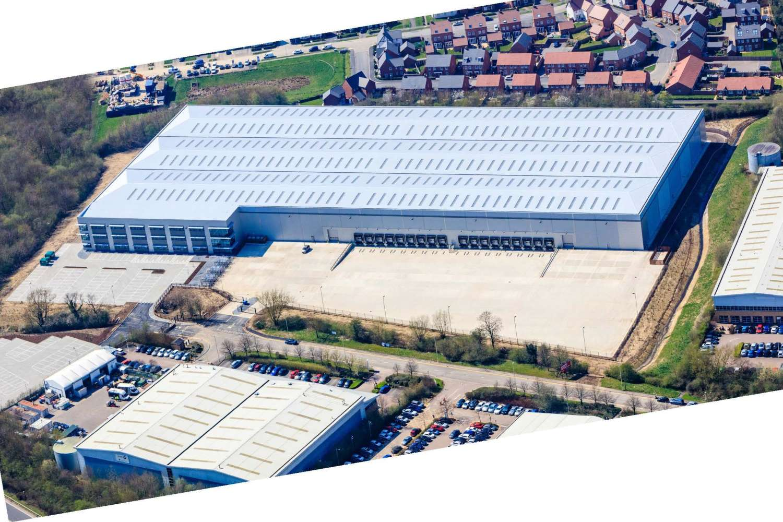 Industrial and logistics Ashby-de-la-zouch, LE65 1JR - Zorro - 0001