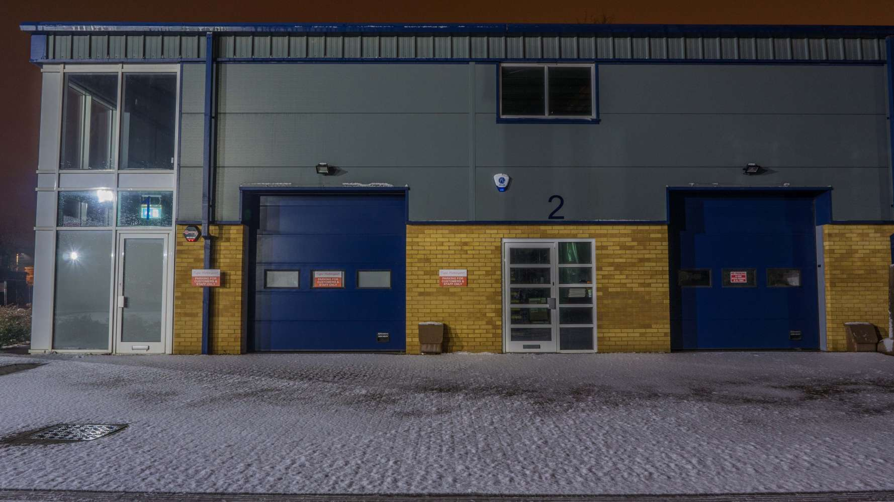 Industrial and logistics Chichester, PO19 7BJ - Units G1 & G2 Glenmore Business Park - 2