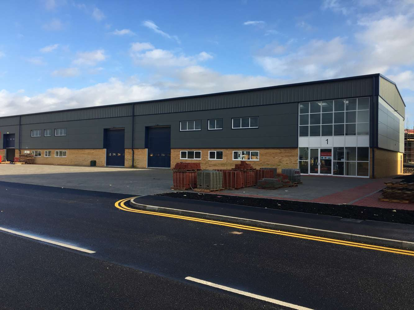 Industrial and logistics Chichester, PO19 7BJ - Units G1 & G2 Glenmore Business Park - 0799