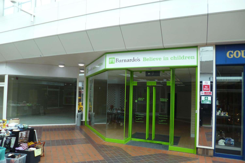 Retail shopping centre Portsmouth, PO1 1SD - Unit V, The Bridge Shopping Centre - 42824