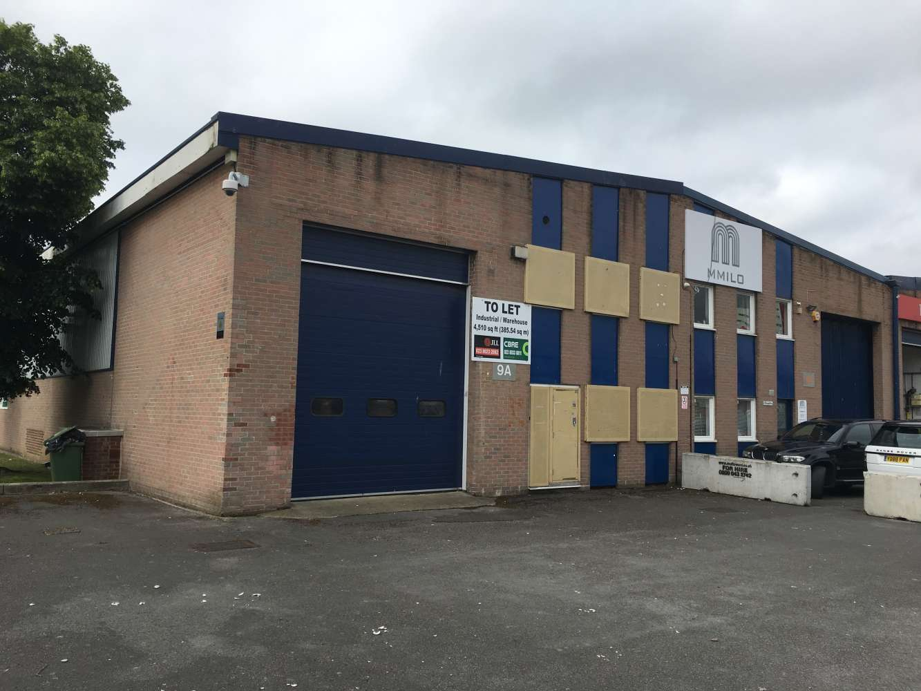 Industrial and logistics Southampton, SO14 5JP - Unit 9a Central Trading Estate  - 1827
