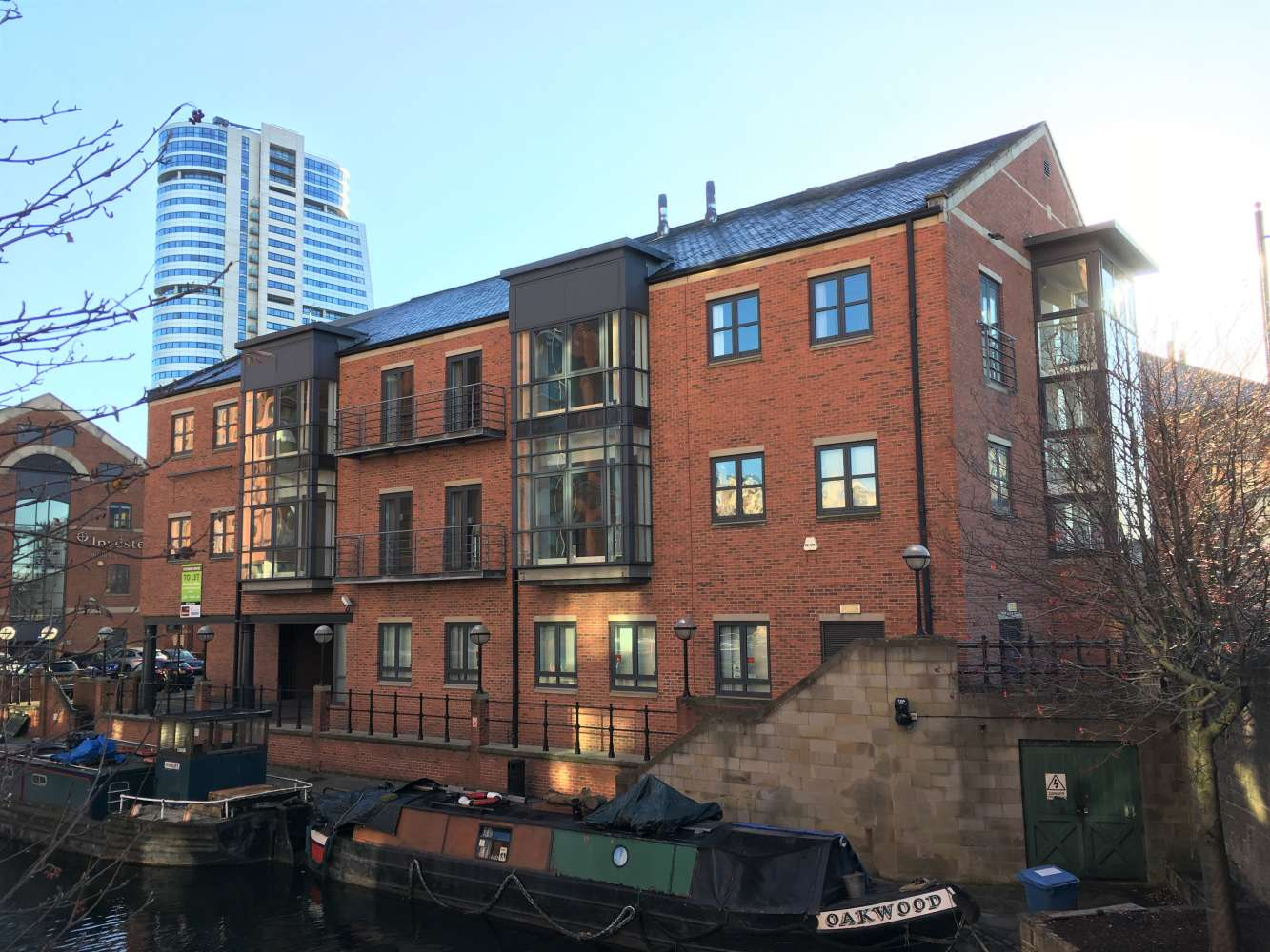 Offices Leeds, LS11 5WA - Riverside House - 0051